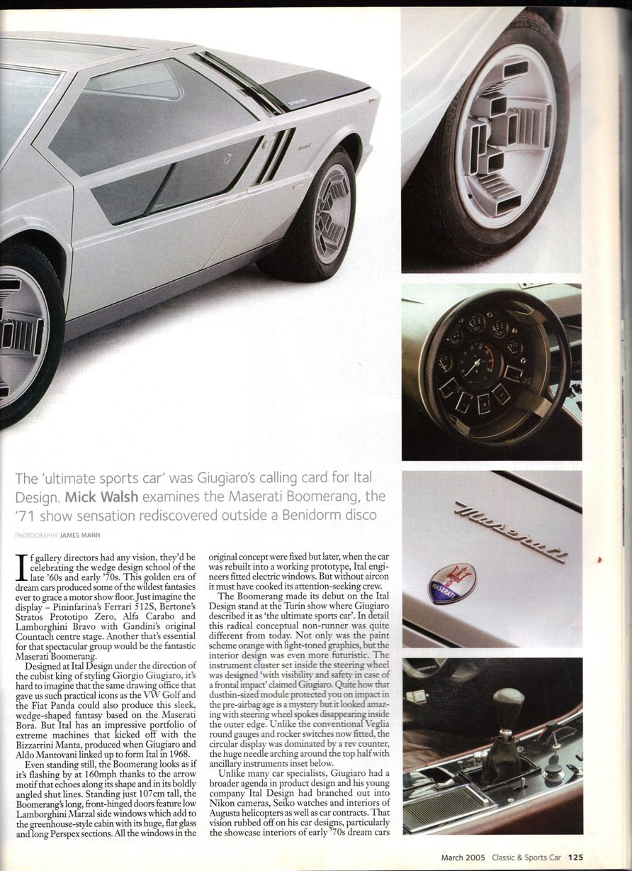 Copyright Classic & Sportscar, all rights reserved