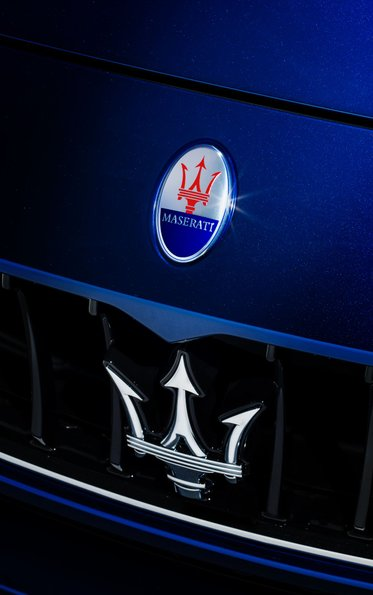 Copyright, Maserati S.p.A., Modena, Italy. All rights reserved